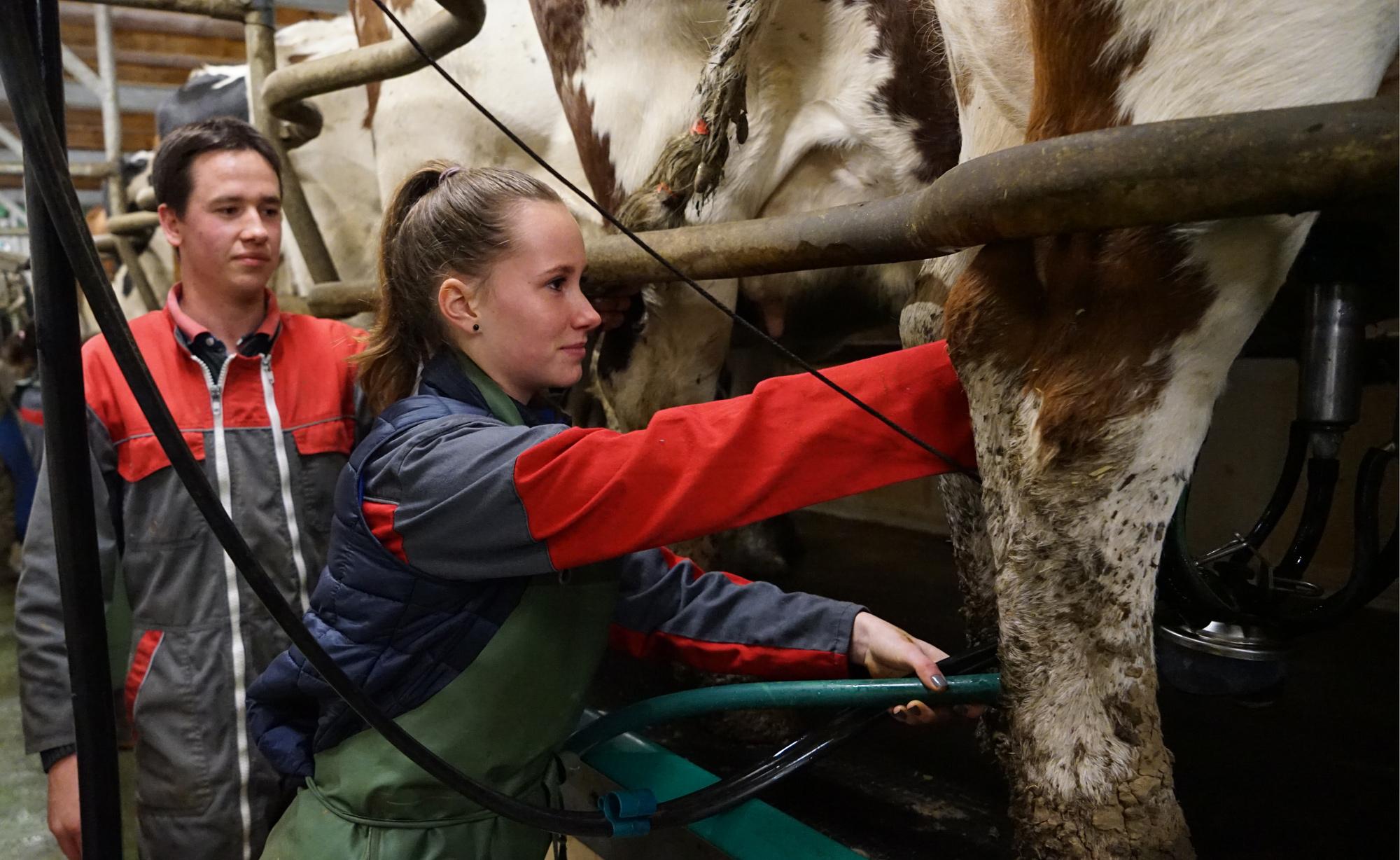 Formation en alternances aux métiers de l'agriculture
